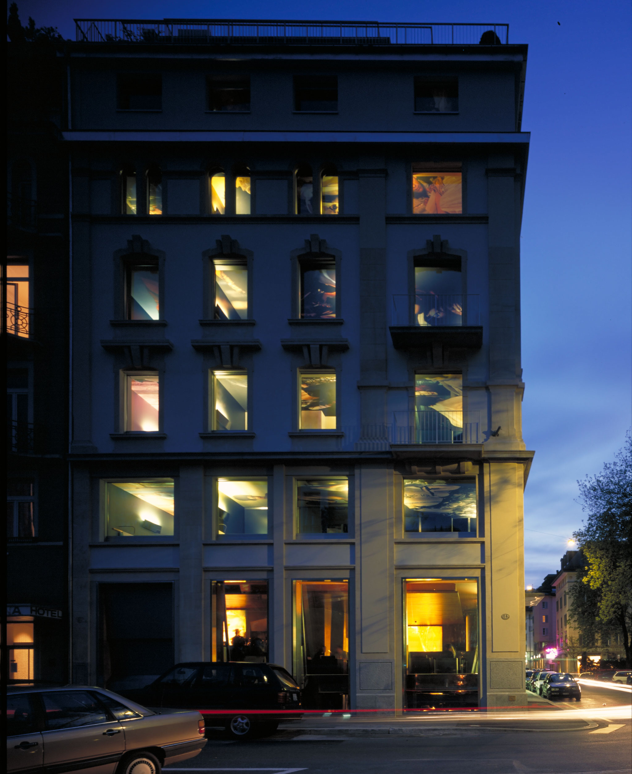 The Hotel Jean Nouvel Design