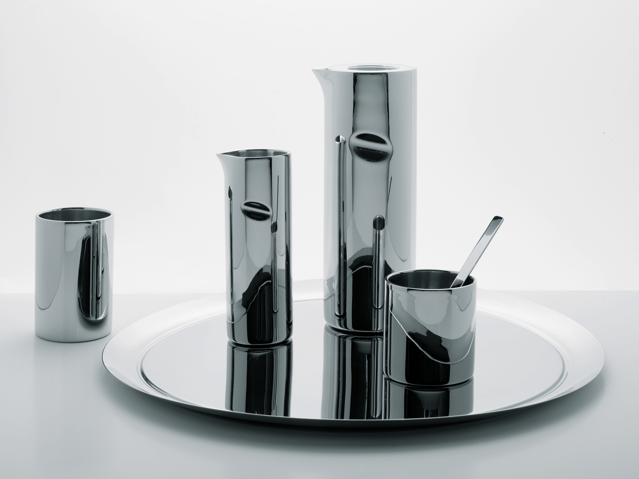 Tea And Coffee Tower Jean Nouvel Design