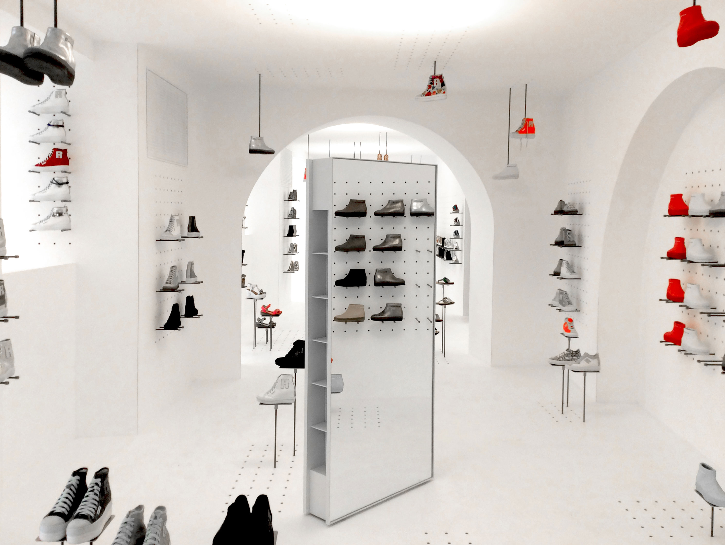 Interior design Jean Nouvel Design