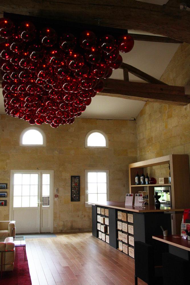 Chateau la dominique jean nouvel design for Jean nouvel design