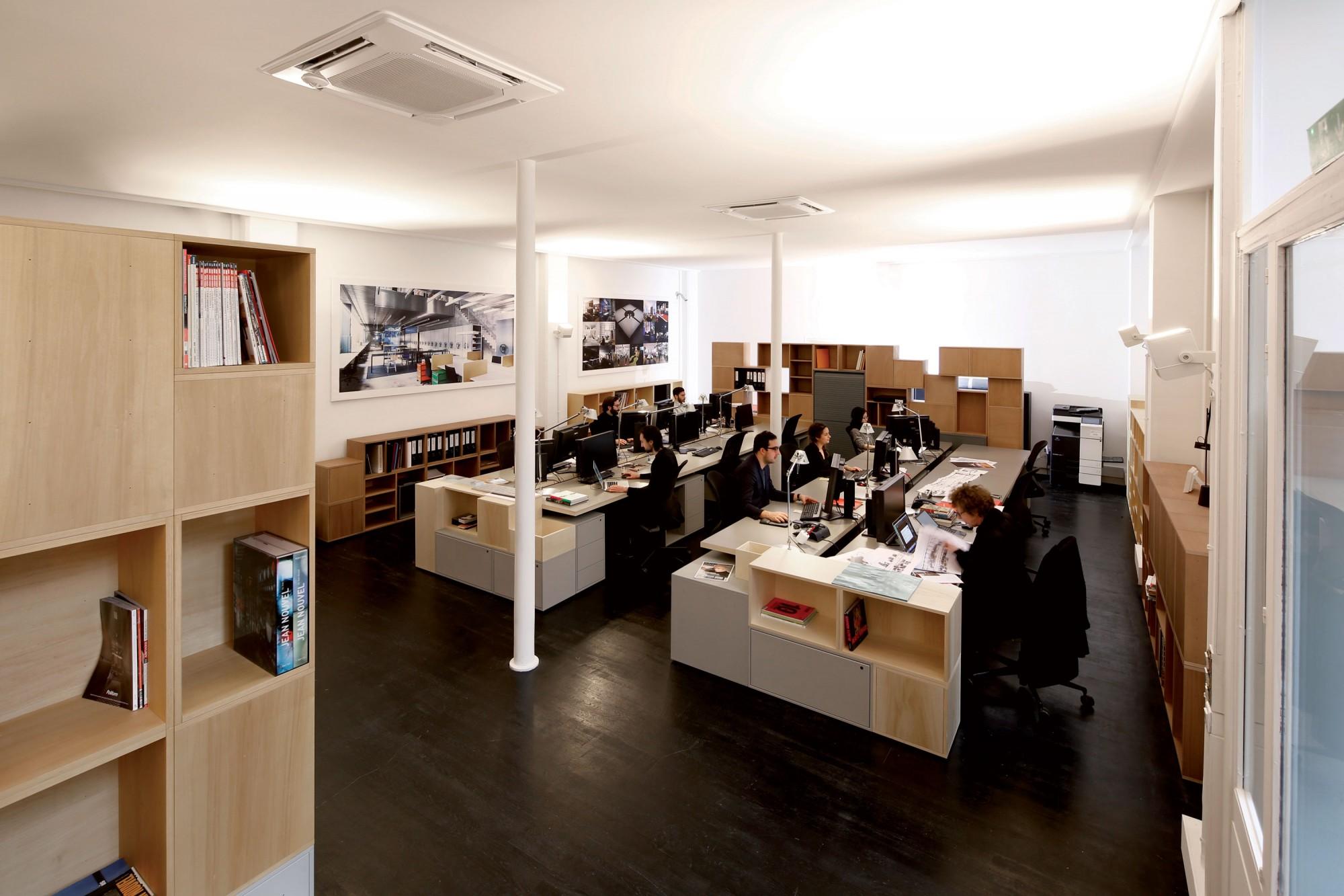 Pr sentation jean nouvel design for Un architecte