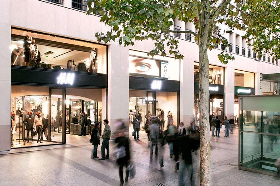 衣服 - H&M 香榭大道店